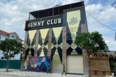 Khởi tố 2 vụ án liên quan đến quán bar Sunny ở Vĩnh Phúc