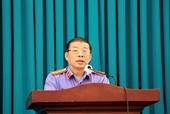 Ứng viên ĐBQH- Phó Viện trưởng VKSND TP HCM cam kết xử nghiêm tội phạm tham nhũng