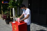 Hướng dẫn chi tiết về việc bỏ phiếu cho người đi bầu cử