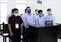Xét xử vụ Thanh tra Giao thông Hà Nội Nhóm cán bộ thừa nhận nhận tiền bảo kê xe tải