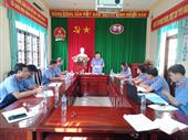 VKSND tỉnh Đồng Tháp tăng cường công tác kiểm tra sau thanh tra