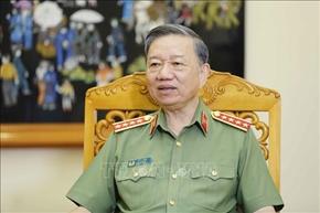 Đại tướng Tô Lâm Bảo đảm tuyệt đối an ninh, an toàn cuộc bầu cử