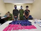 Sơn La Bắt 2 đối tượng thu 18 000 viên ma túy tổng hợp