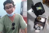 Bắt đối tượng vận chuyển ma túy bằng xe khách Bắc - Nam