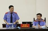 Nét đẹp cán bộ, công chức ngành Kiểm sát  Kiểm sát viên trong các phiên Toà đại án