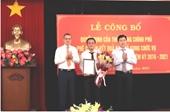 Thủ tướng phê chuẩn kết quả bầu Phó Chủ tịch UBND tỉnh Phú Yên