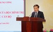 Ông Phạm Tất Thắng giữ chức Phó Trưởng Ban Dân vận Trung ương