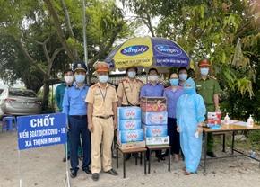 VKSND tỉnh Hòa Bình chung tay phòng, chống dịch COVID-19
