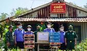 VKSND tỉnh Thừa Thiên - Huế lên biên giới chung tay phòng chống dịch COVID - 19