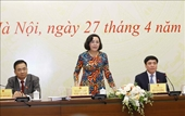 Hội đồng Bầu cử Quốc gia quyết định việc rút tên khỏi danh sách chính thức những người ứng cử ĐBQH