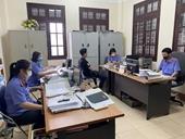 VKSND tỉnh Quảng Ninh tổ chức làm việc cả ngày thứ 7 để phục vụ bầu cử