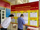VKSND TP Móng Cái ban hành kiến nghị đối với Ủy ban bầu cử các xã, phường