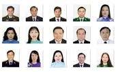 Danh sách 15 ứng cử viên Đại biểu Quốc hội khóa XV tỉnh An Giang