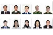 Danh sách 10 ứng cử viên Đại biểu Quốc hội khóa XV tỉnh Cao Bằng