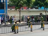 Người đàn ông bị đâm chết trước cổng bệnh viện Nhi Đồng