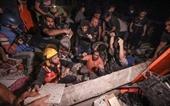 33 người Palestine thiệt mạng trong cuộc không kích mới nhất của Israel vào Gaza