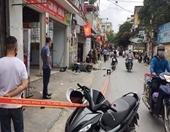 Tạm giữ 4 đối tượng trong vụ ôtô đâm vào xe máy khiến 2 người tử vong