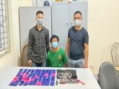 Công an Sơn La bắt 2 đối tượng người Lào, mua bán 22 000 viên ma tuý