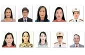 Danh sách 10 ứng cử viên Đại biểu Quốc hội khóa XV tỉnh Bạc Liêu