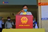 Đà Nẵng hướng dẫn cách bỏ phiếu an toàn ở bệnh viện, khu cách ly