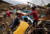 Bão Tauktae tàn phá miền tây Ấn Độ, 84 người chết, hàng chục người mất tích