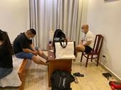 Phát hiện nhóm người Trung Quốc tổ chức nhập cảnh trái phép vào TP HCM