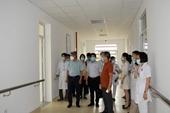 Thành lập bộ phận thường trực đặc biệt hỗ trợ Bắc Ninh, Bắc Giang chống dịch