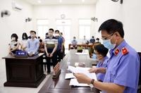 Xử vụ 9 người trốn ở Hàn Quốc Hành vi của các bị cáo ảnh hưởng xấu đến quan hệ đối ngoại của Việt Nam