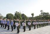 VKSND tỉnh Nam Định tham gia Lễ xuất quân bảo vệ Ngày hội toàn dân