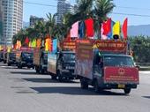 750 ngàn cử tri Đà Nẵng đi bầu cử