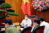 Thủ tướng Khắc phục tình trạng đầu tư dàn trải, manh mún, nghiêm cấm  chạy dự án