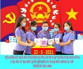 Tuổi trẻ VKSND tỉnh Bình Dương tổ chức nhiều hoạt động hướng về Ngày hội toàn dân