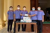 Tuổi trẻ VKSND tỉnh Sơn La chung tay phòng, chống dịch COVID-19