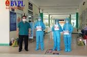 Ba bệnh nhân COVID-19 trong 1 gia đình ở Đà Nẵng được công bố khỏi bệnh