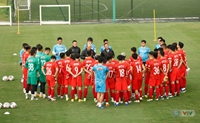 Chốt danh sách ĐT Việt Nam sang UAE dự Vòng loại World Cup 2022 khu vực châu Á