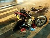 Bé trai 13 tuổi điều khiển xe máy đi học nghề, tử nạn trên đường