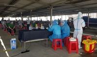 Đà Nẵng xét nghiệm cho toàn bộ công nhân trên địa bàn