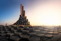 Tháp đôi Ghềnh Đá Đĩa - điểm check-in mới tại Phú Yên
