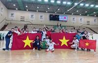 ĐT Futsal Việt Nam chính thức giành vé dự FIFA Futsal World Cup 2021