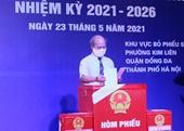 Hà Nội công bố danh sách chính thức 95 người trúng cử đại biểu HĐND thành phố