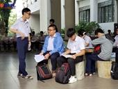 Đà Nẵng thông báo chính thức thời gian thi tuyển sinh lớp 10 THPT