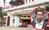 Vụ bay lắc ở Bệnh viện Tâm thần Trung ương 1 Cách chức Giám đốc, kỷ luật hàng loạt lãnh đạo bệnh viện