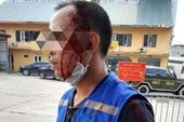 Điều tra vụ nam thanh niên ép biển số bị đâm tại điểm đăng ký xe số 5 Ngọc Hồi