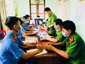 VKSND huyện Đak Pơ trực tiếp kiểm sát Nhà tạm giữ và Cơ quan Thi hành án hình sự