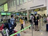 Tạm dừng nhập cảnh tại sân bay Tân Sơn Nhất đến ngày 4 6 2021
