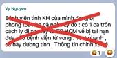 Bệnh viện Đa khoa tỉnh Khánh Hòa bác tin đồn bị phong tỏa liên quan đến dịch COVID-19