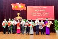 Bổ nhiệm nhiều nhân sự mới tại Đà Nẵng