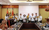 Ban Tổ chức Trung ương triển khai các quyết định về công tác cán bộ