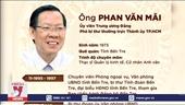 Ông Phan Văn Mãi làm Phó Bí thư Thường trực Thành ủy TPHCM