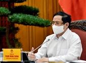 Thủ tướng Tăng cường phân cấp, phân quyền, cá thể hóa trách nhiệm
